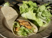 Wrap de Poulet sauce Ranch